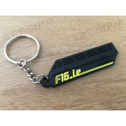 Keychain soft PVC F16 ie...