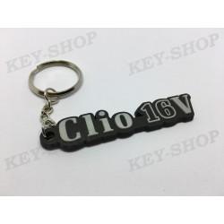 Keychain soft PVC Clio 16V...
