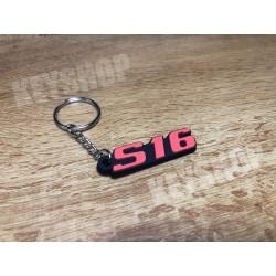 Keychain soft PVC S16...