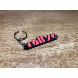 Keychain soft PVC Rallye...